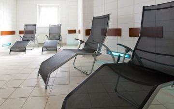 Globales Post Hotel & Wellness - sauna